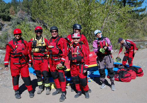 Search & Rescue, Our Team, and You