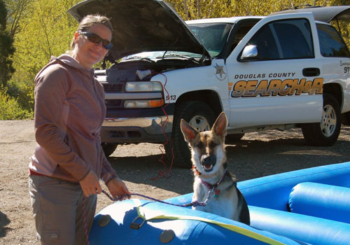 Douglas County Sheriff's Search & Rescue Donations